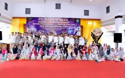 Buka Puasa Bersama, PT Harum Jaya dan IKABA