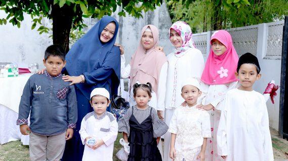 Buka Puasa Bersama, PT Harum Jaya dan IKABA Turut Santuni 200 Anak Yatim