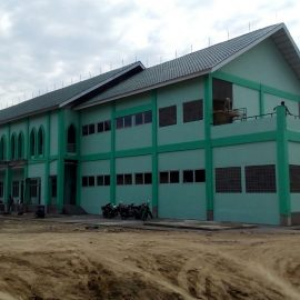 Pembangunan Gedung Mahad Aly (Lanjutan)