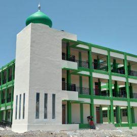 Gedung Kuliah Jurusan Tarbiyah & Keguruan