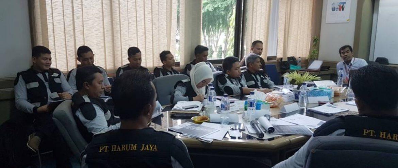 Pelatihan Audit Mutu Internal