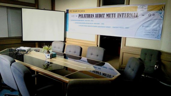 Pelatihan Audit Mutu Internal