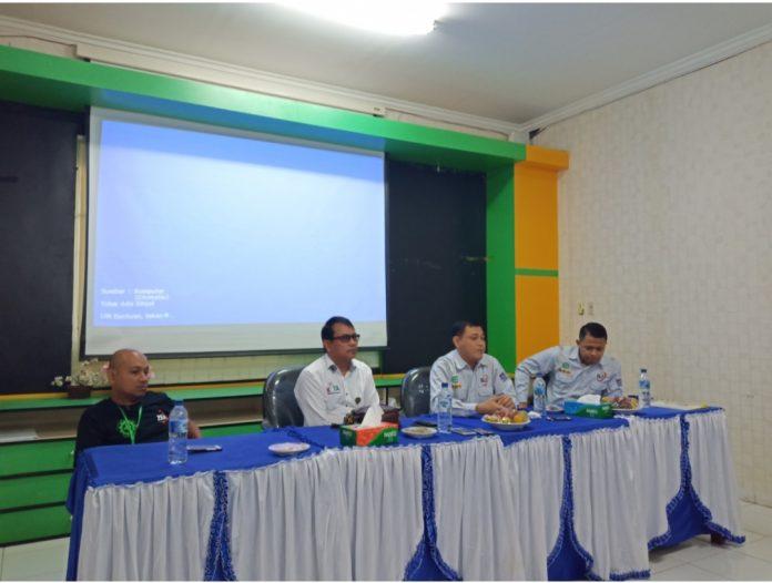 Balai Jasa Konstruksi dan PT Harum Jaya Gelar Bimtek SMK2