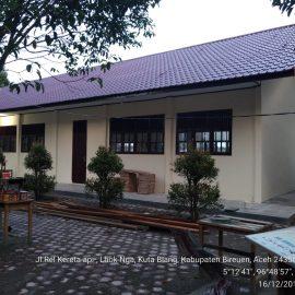 Pekerjaan POP-15 Rehab dan Renov Sarana dan Prasarana Sekolah Kab. Pidie, Kab. Bireun dan Kab. Aceh Utara