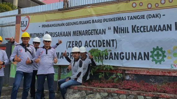 PT Harum Jaya Kembali Raih Penghargaan Nihil Kecelakaan Kerja dari Menaker RI