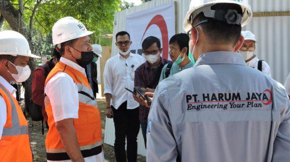 Dukung Pembangunan Konstruksi, PT Harum Jaya dan Balai Jakon PUPR Wil I Aceh Sertifikasi 40 Tenaga Kerja