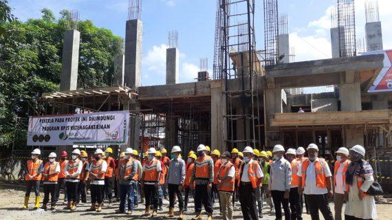 Perusahaan Kontruksi di Banda Aceh Diminta Sertifikasi Pekerjanya