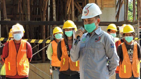 Sebanyak 40 pekerja konstruksi di Banda Aceh di sertifikasi