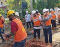 40 Pekerja Bangunan Diobservasi Untuk Pemberian Sertifikat Jasa Konstruksi