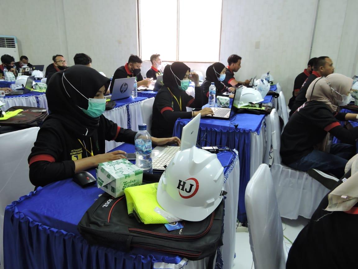 Sertifikasi Jasa Konstruksi untuk Sejahterakan Pekerja di Aceh